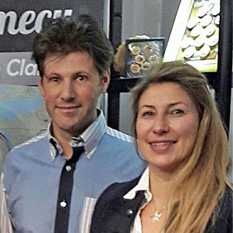Alexandre et Elodie Colas