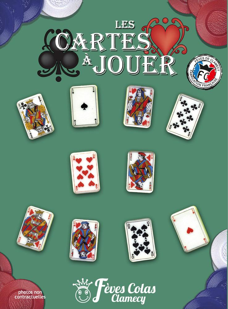 Les Cartes à Jouer - 10