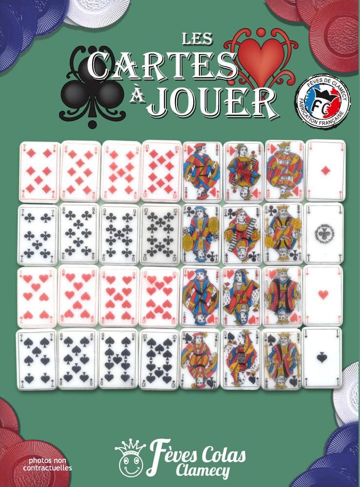 Les Cartes à Jouer - 32