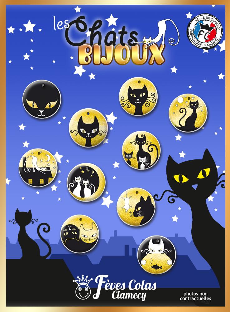 Les Chats Bijoux
