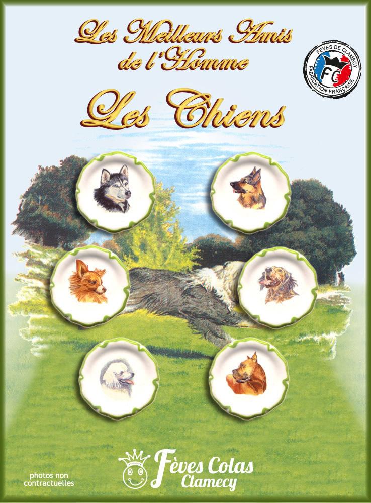 Les Chiens - Assiette