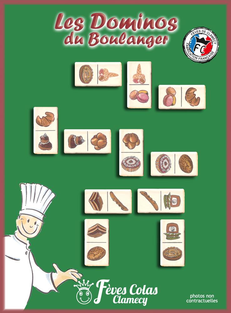 Dominos du Boulanger