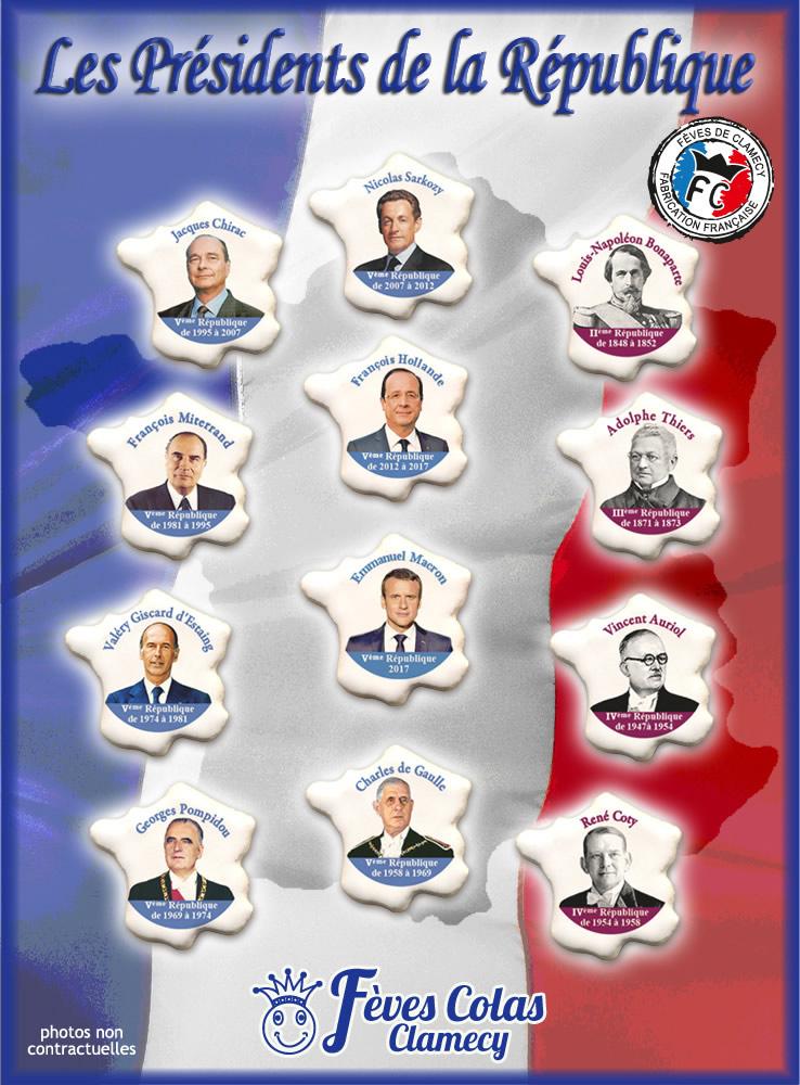 Les Présidents de la république 2017