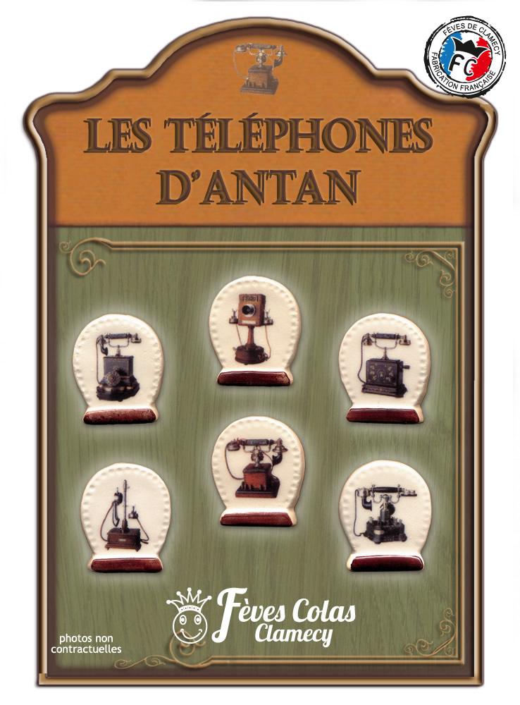Les Téléphones d'Antan