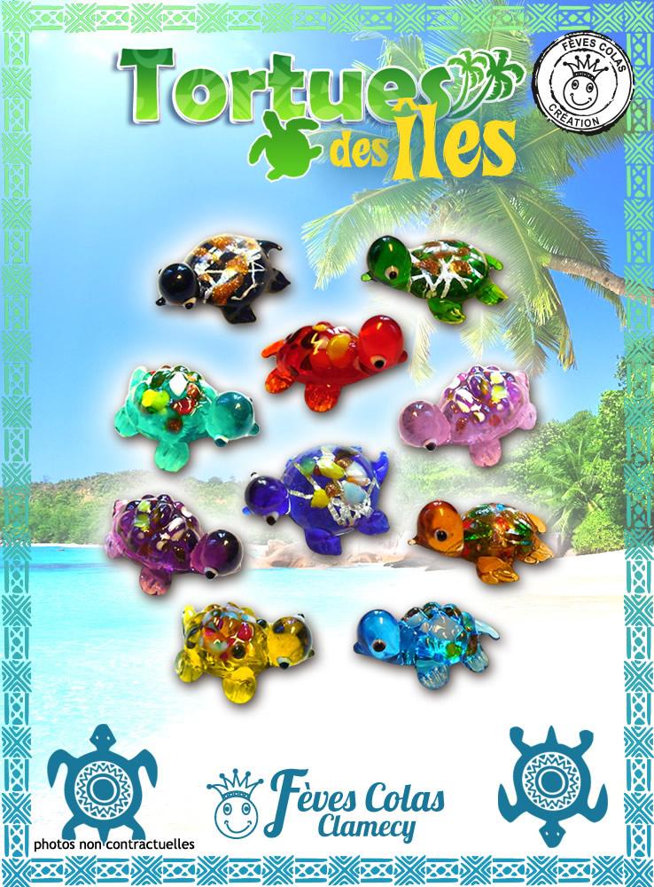 Tortues des Îles