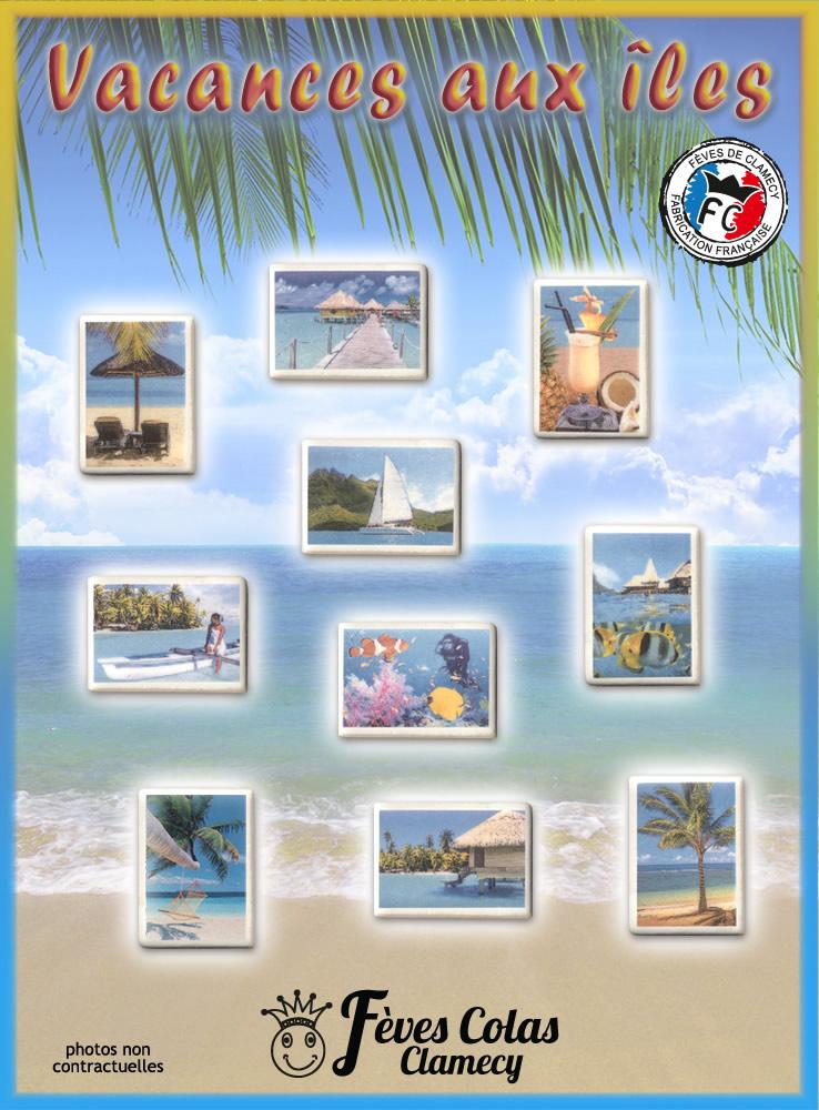 Vacances aux Îles