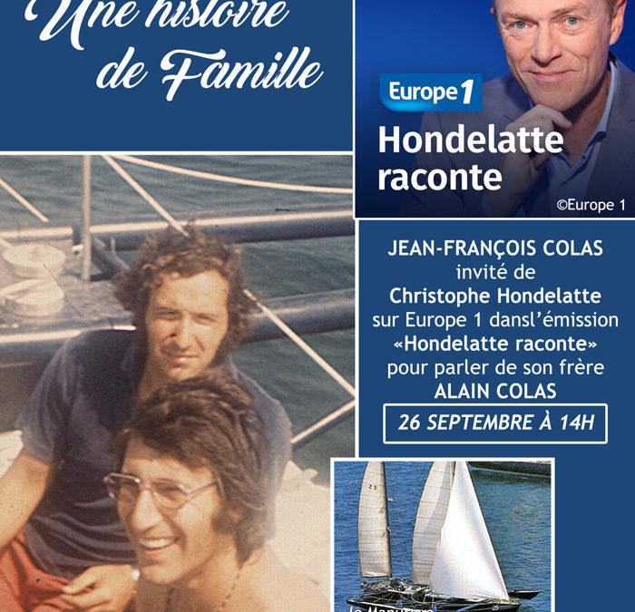 Les Fèves Colas Clamecy une histoire de famille
