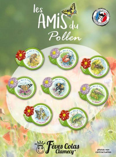 Collection Les Amis du Pollen